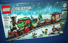 Lego 10254 Winter Holiday Train 5 off With Pull5
