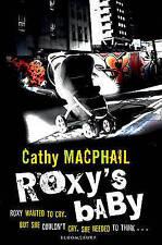 Roxy's Baby, Cathy MacPhail, New Book