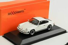 Porsche 911 SC Carrera Coupe weiss 1979 1:43 Maxichamps / Minichamps