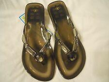 Palm Harbor Women Flip Flop Shoes Sz 8 Jewels