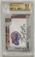 Blake Griffin 2009-10 Rookies & Stars RUBY Rookie Autograph BGS 9.5 Auto 10 /49