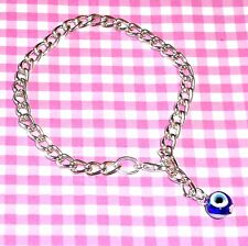 LUCKY CHARM -  EVIL EYE Bracelet - Fits up to 7 1/2 Inches