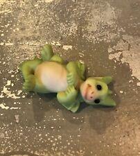 "Whimsical World Of Pocket Dragons ""Rub my Tummy?�"