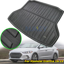 XUKEY Rear Trunk Boot Floor Mat Cargo Liner Carpet Tray For Hyundai Elantra AD