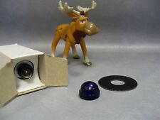 GE Indicating Lamp ET-16 BLUE 0116B6708G-3 125V 2000 OHMS