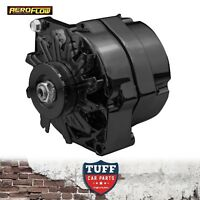 Ford Falcon XA XB XC 6 Cyl 250 Aeroflow Black Alternator 140 Amp Internal Reg