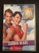 The Biggest Loser Workout 2 Cardio Blast (workout 2) DVD R4