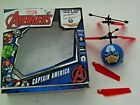 Marvel Avengers Captain America Flying UFO Ball/Replacement/NO Charge Cord/Used!