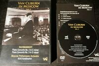 Van Cliburn - In Moscow Vol. 3 (DVD, 2008)