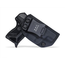RIGHT Inside Waistband Make IWB KYDEX Holster Fit: Ruger LCP II