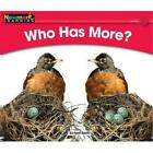 Newmark Learning NL0389 Math - Volume 2 - Who Has More