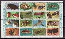 Guinea Ecuatorial 1974 - Insecten / Insects