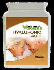 Hyaluronic Acid 50mg 90 Capsules Bottle