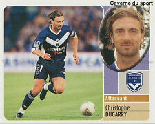 DUGARRY # GIRONDINS BORDEAUX BIRMINGHAM CITY.FC STICKER  PANINI FOOT 2003 ~