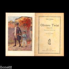 Dickens - OLIVERO TWIST, vol. 1
