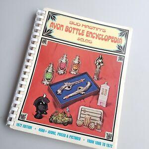 1972 Bud Hastin's Avon Bottle Encyclopedia from 1886 to 1972