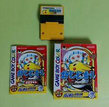 Pokemon Pinball Gameboy Color Japan USED