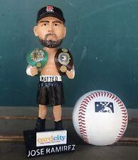 Fresno Grizzlies Jose Ramirez Bobblehead SGA Boxing 5/21/2021 WBC WBO Card City