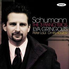 Ilya Gringolts - Schumann Piano Trios Nos 1  3 [CD]