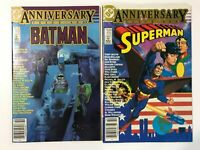 SUPERMAN & BATMAN #400 (1984, 1986) | ANNIVERSARY; CANADIAN NEWSSTAND VARIANT
