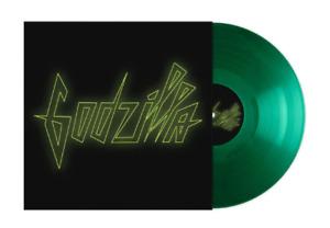 PRE-ORDER The Veronica's: Godzilla - Limited Edition Green Vinyl + Bonus S/lace.