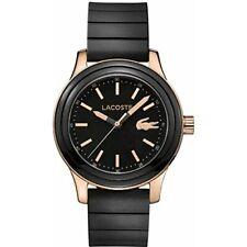 Lacoste – 2000905 – Rio – Ladies Watch – Analogue Quartz – Black Dial – Bracelet