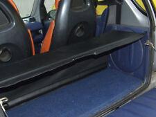 Smart ForTwo 450 und 451 Kofferraumabdeckung, 3 -Taschen, schwarz, ohne Logo