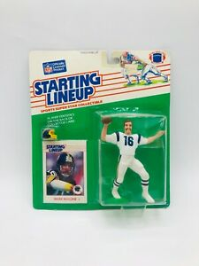 Mark Malone 1988 Starting Lineup San Diego Chargers NFL Football RARE