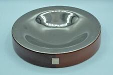 Grand cendrier design contempotain porcelaine signé R FRANCE - collection