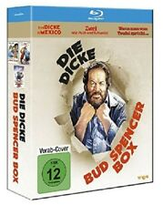 DIE DICKE BUD SPENCER BOX BD  3 BLU-RAY NEU