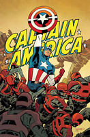 CAPTAIN AMERICA #695 SAMNEE COVER MARVEL LEGACY COMICS STEVE ROGERS