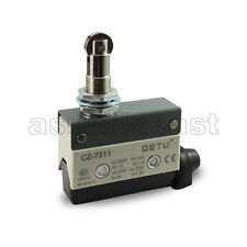 Micro Limit Switch Momentary Roller  CZ-7311 7311 SPDT NO - COM - NC 380V 10A