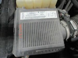 Air Cleaner Classic Style Opt K47 Fits 99-07 SIERRA 1500 PICKUP 328047
