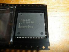 New Intel N80188 Plcc New Old Stock Nos