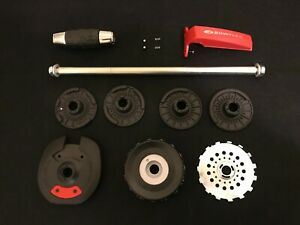 NEW SERIES 2 ONLY Bowflex SelectTech 552 Dumbbells Replacement Handle Parts Disc