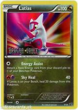 Latias 9/20 Dragon Vault Stamped Holo Foil Pokemon Card