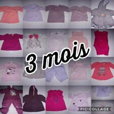 00e8476d23e63 Lot Habits Bebe 3 Mois