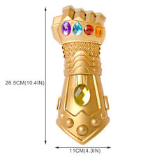 For Kids Gift Avengers Infinity War Infinity Gauntlet Thanos Gloves Cosplay Prop