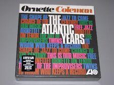 ORNETTE COLEMAN  The Atlantic Years 180g 10LP Box Set New Sealed Vinyl  10 LP