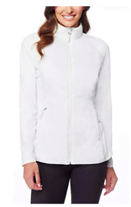 NWT!!! 32 DEGREES Cool Womens Lightweight Mixed Media Jacket