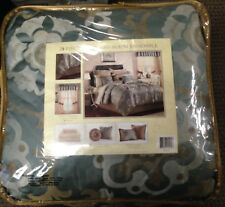 New Pem America 23 Piece Raleigh Jacquard Queen Bed Ensemble