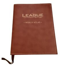 The League of Extraordinary Gentlemen Movie Promo 2003 World Atlas Portfolio