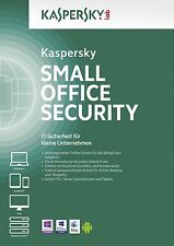 Kaspersky Small Office Security 4  , 1 Fileserver, 5 Workst., 5 Mobil. RENEWAL