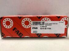 3214.B.TVH. FAG Double Row Angular Contact Ball Bearing.Size:70mmX125mmX 39.7mm