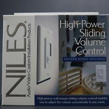 Niles SVC100R Almond High-Power Sliding Volume Control