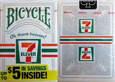 Bicycle 7-Eleven Playing Cards – Up to $5 in Savings Edition - SEALED