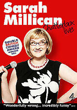 Sarah Millican: Chatterbox Live comedy DVD (2011)