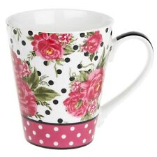 Rose Motif Fleur Tasse En Porcelaine Fine par Jessie Steele pour Maman Nan Sœur