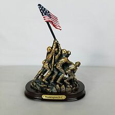 Iwo Jima Memorial Statue Replica Marine Corps War Memorial Great Patriotic Gift