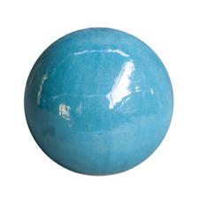 Dekokugel Gartenkugel Rosenkugel Kugel Ball Deko Frostfest Türkis 36cm